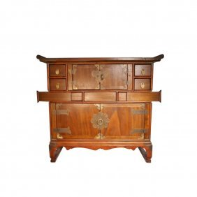 Chinese Scholar's Chest