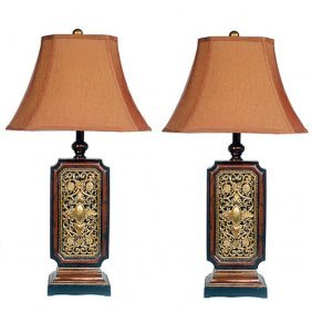 Gurio Table Lamp - Set Of
