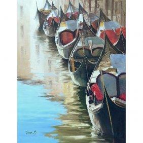 Gondola Gallery Wrap