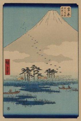 Ando Hiroshige - Yoshiwara