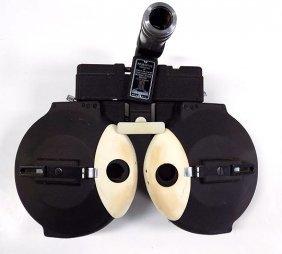 American Optical Company Medical Phoropter