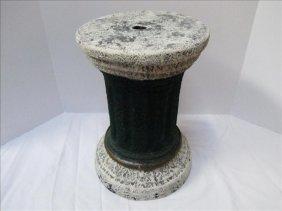 Lawn Art Roman Style  Pillar