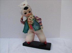 Oriental Female Doll
