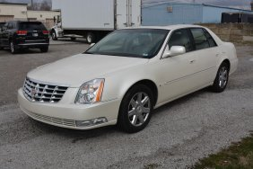 2007 Cadillac Dts 4d Sedan (44,634 Mi)