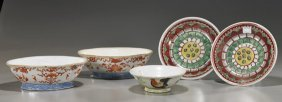Group Of Various Antique Porcelains