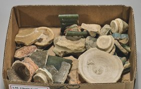 Large Collection Of Omani Pottery Sherds