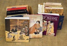 Twenty-eight Japanese Art Survey Books