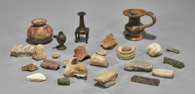 Collection Of 24 Various Objects