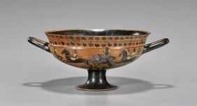 Attic Black-figure Siana Cup