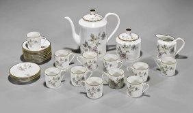 French Limoges Porcelain Tea Set