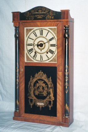 Samuel Terry 30 Hour Clock