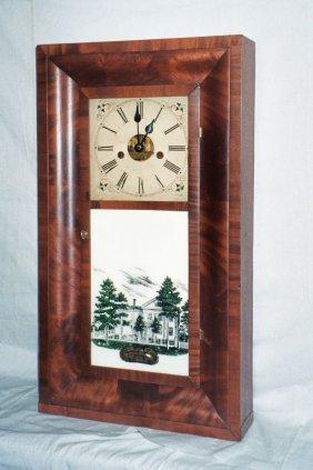 Forestiville 8 Day Clock