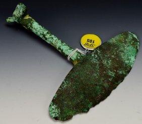 Chimu Copper Knife