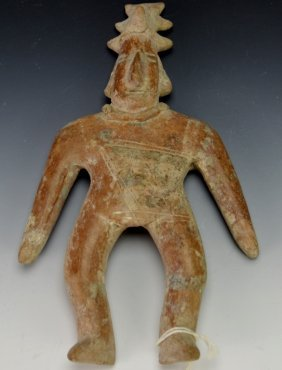 """Colima Standing """"gingerbread"""" Man"""