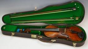 Joh. Bapt. Schweitzer 1814 Violin