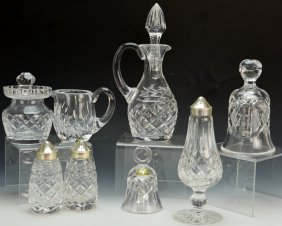 Waterford Crystal Tableware Grouping
