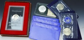 Us Silver Coin Grouping
