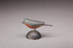 Miniature Bluebird