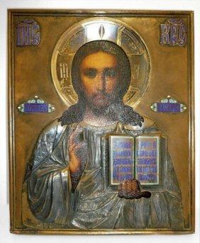 Silberoklad Russland, 1908-1917. - 'christus