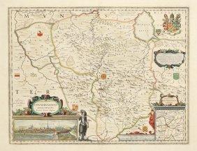 Guljelmus Blaeu 1571 - 1638 - 'osnabrugensis'