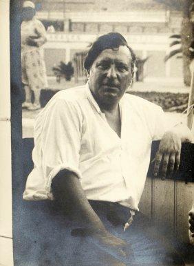 Unbekannter Fotograf Um 1930 - Bildnisse Von