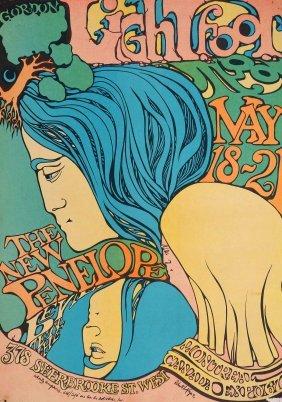 Original 1967 Gordon Lightfoot Montreal Expo Concert