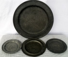 18th & 19th Century Continental Pewter