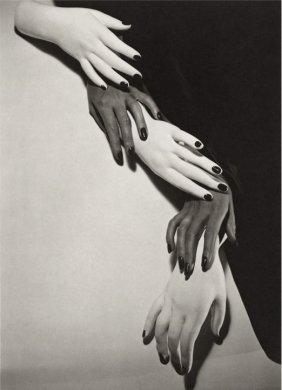 Horst P. Horst - Hands, 1941 - Large Photo Gravure