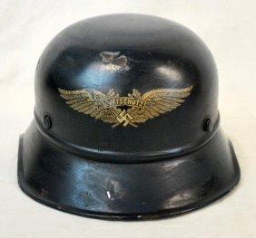 German Wwii Luftschutz Helmet