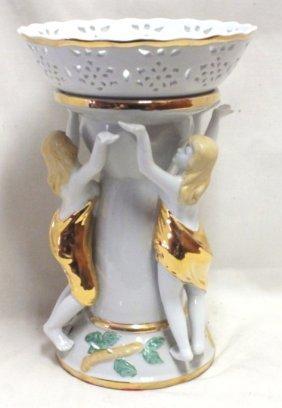 Contemporary Porcelain Center Piece