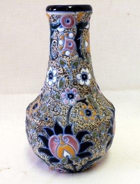 Bohemian Amphora Vase