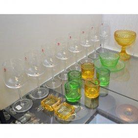 PARTI DIVERSE GLAS, 18 St, Iittala