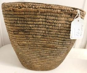 Salish Hopper Basket