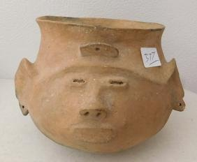 Caddo Head Pot