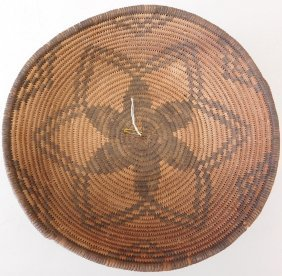 White Mountain Apache Basket