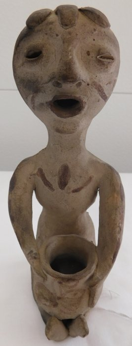 Tesuque Pottery Rain God