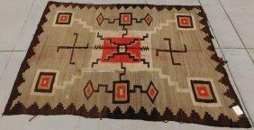 Navajo Storm Weaving