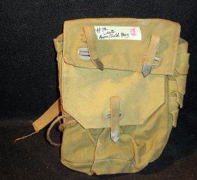 WW2 Equipment Field Ammo Bag