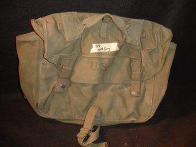 WW2 Inland Mfg. Bag
