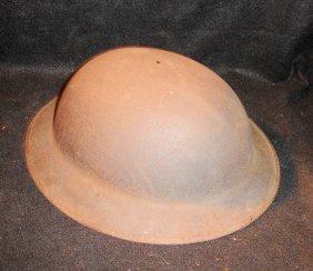WW1 Plain Helmet Shell