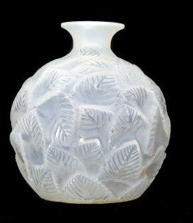Rene Lalique(1860-1945) 'ormeaux' Circa 1926