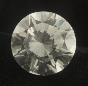 Round Diamond Gia Certified 3.00 Carat