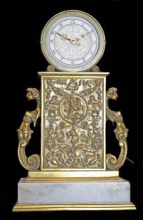 Edward F. Caldwell Clock New York Circa 1900
