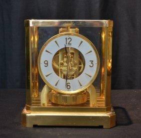 "Atmos Lecoultre Clock - 7 1/2"" X 5 1/2"" X 9 1/4'"