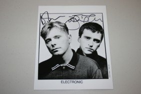 ELECTRONIC (BERNARD SUMMER & JOHNNY MARR)