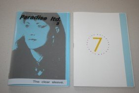 NEW ORDER LIMITED EDITION FANZINES