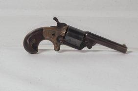 Moore's Patent American ''teatfire'' Revolver