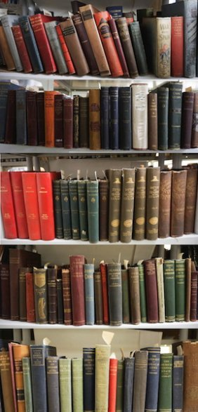 History, In English. – Approximately 150 Volumes