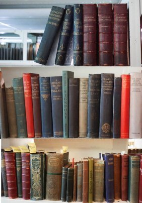 History, In English – Approximately 50 Volumes London…