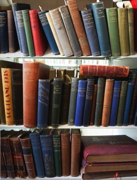 History, In English – Approximately 50 Volumes